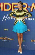 ZENDAYA COLEMAN at Spider-man: Homecoming Photocall in London 06/15/2017