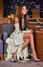 ZENDAYA COLEMAN at Tonight Show Starring Jimmy Fallon in New York 06/20/2017