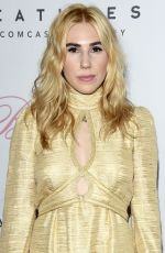 ZOSIA MAMET at The Beguiled Premiere in New York 06/22/2017