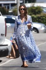 RACHEL BILSON Out and About in Toluca Lake 07/22/2017