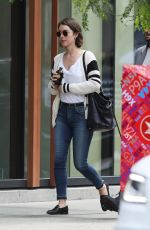 ADELAIDE KANE Out and About in Vancouver 07/08/2017
