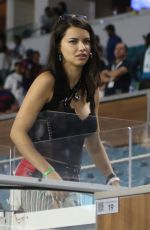ADRIANA LIMA at Real Madrid vs Barcelona Friendly Game in Miami 07/29/2017