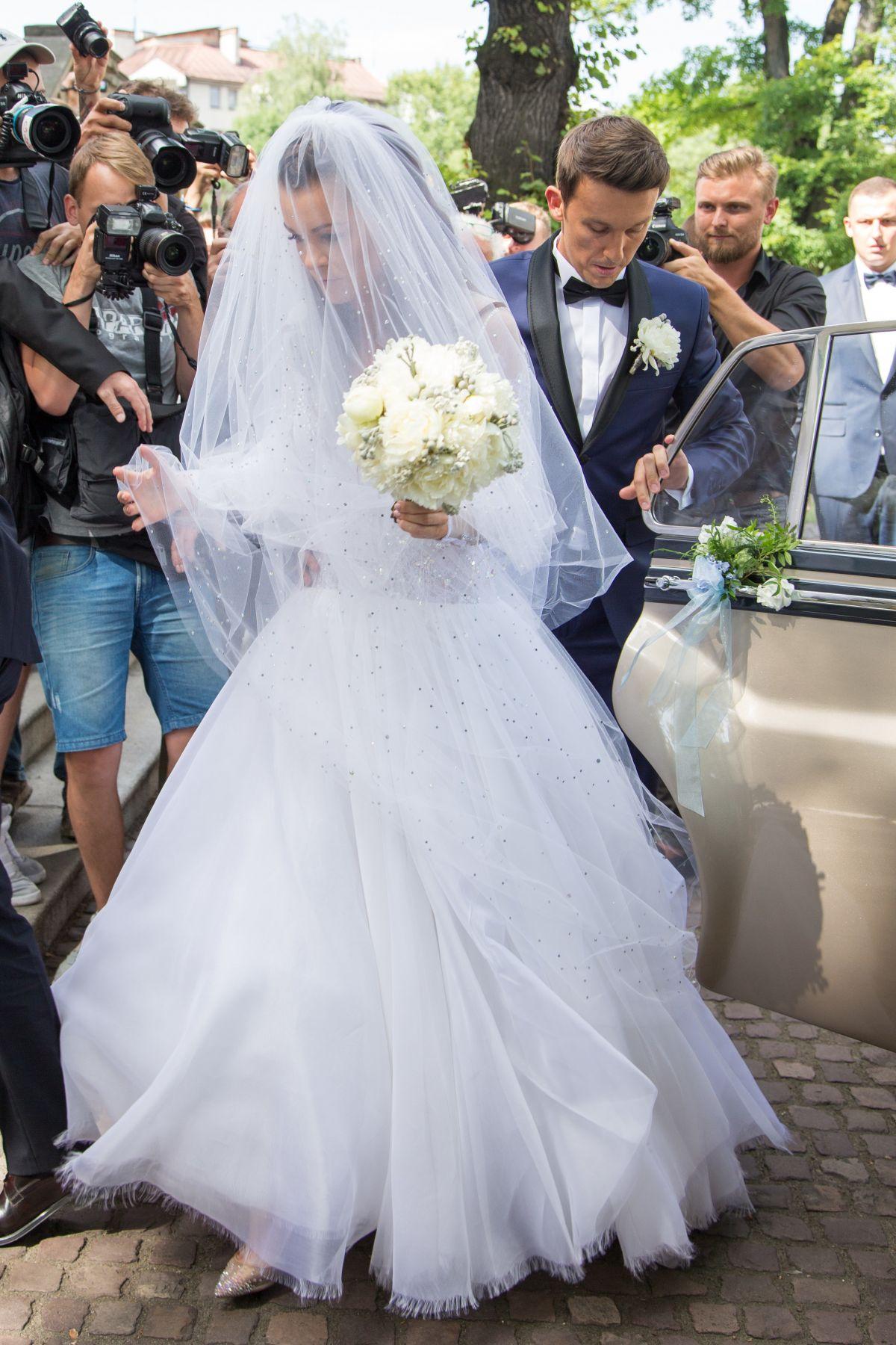 Агнешка радванска свадьба фото