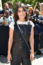 ALESSANDRA MASTRONARDI at Chanel Fashion Show in Paris 07/04/2017