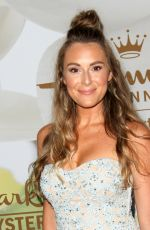 ALEXA VEGA at Hallmark Event at TCA Summer Tour in Los Angeles 07/27/2017