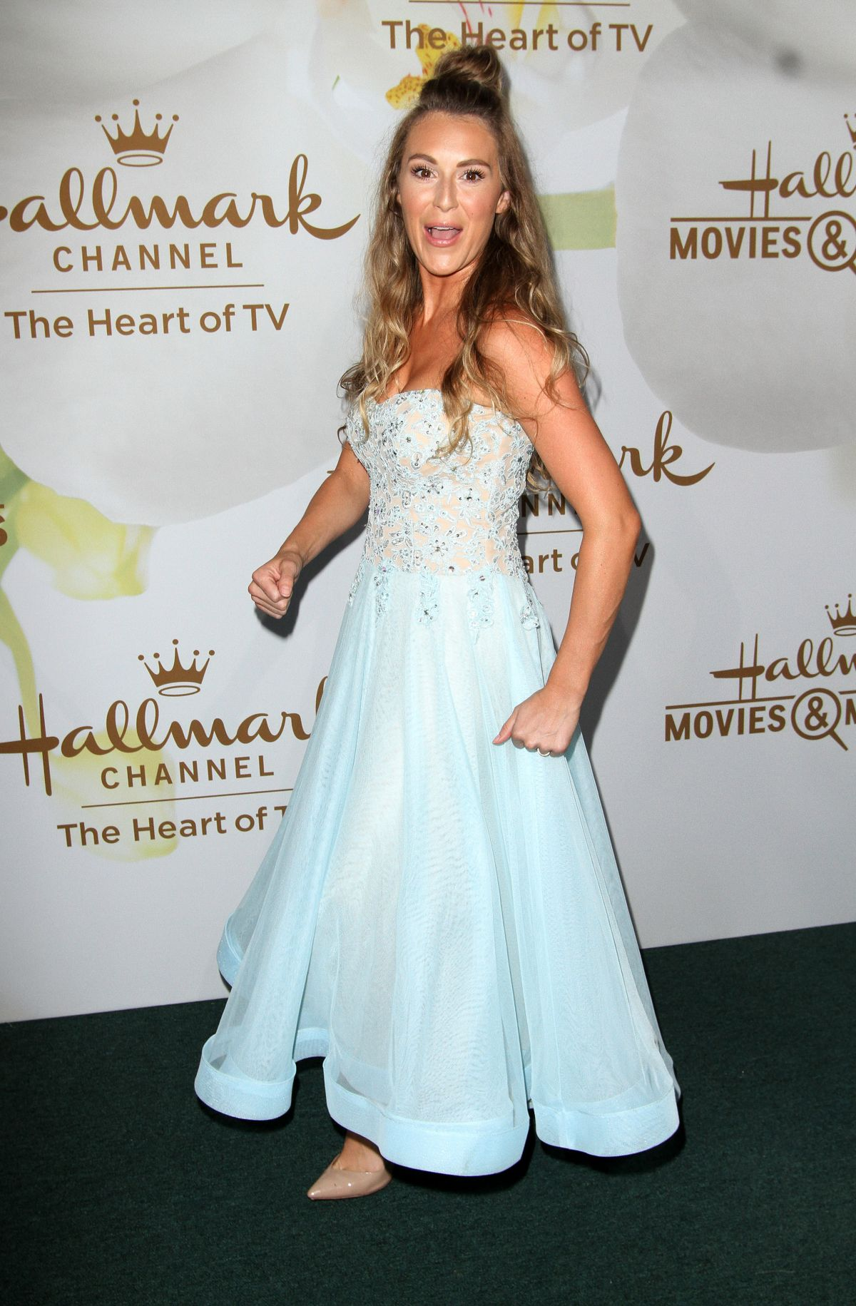 ALEXA VEGA at Hallmark Event at TCA Summer Tour in Los ...