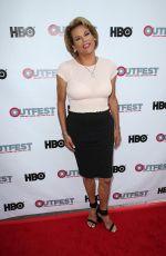 ALEXANDRA BILLINGS at Transparent Season 4 Screening at 2017 Outfest Los Angeles LGBT Film Festival 07/16/2017