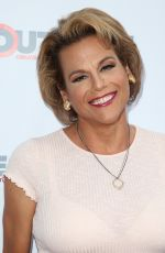 ALEXANDRA BILLINGS at Transparent Season 4 Screening at 2017 Outfest Los Angeles LGBT Film Festival 07/16/2017