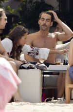 ALICIA VIKANDER Out and About in Ibiza 07/13/2017