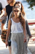 ALICIA VIKANDER Out in Ibiza 07/14/2017