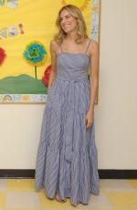 ALLISON WILLIAMS at Horizons Newark in Support of 10 Days of Giving Program 07/17/2017