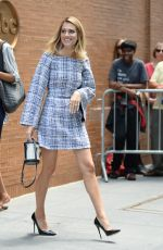 ALLISON WILLIAMS at The View Studios in New York 07/18/2017