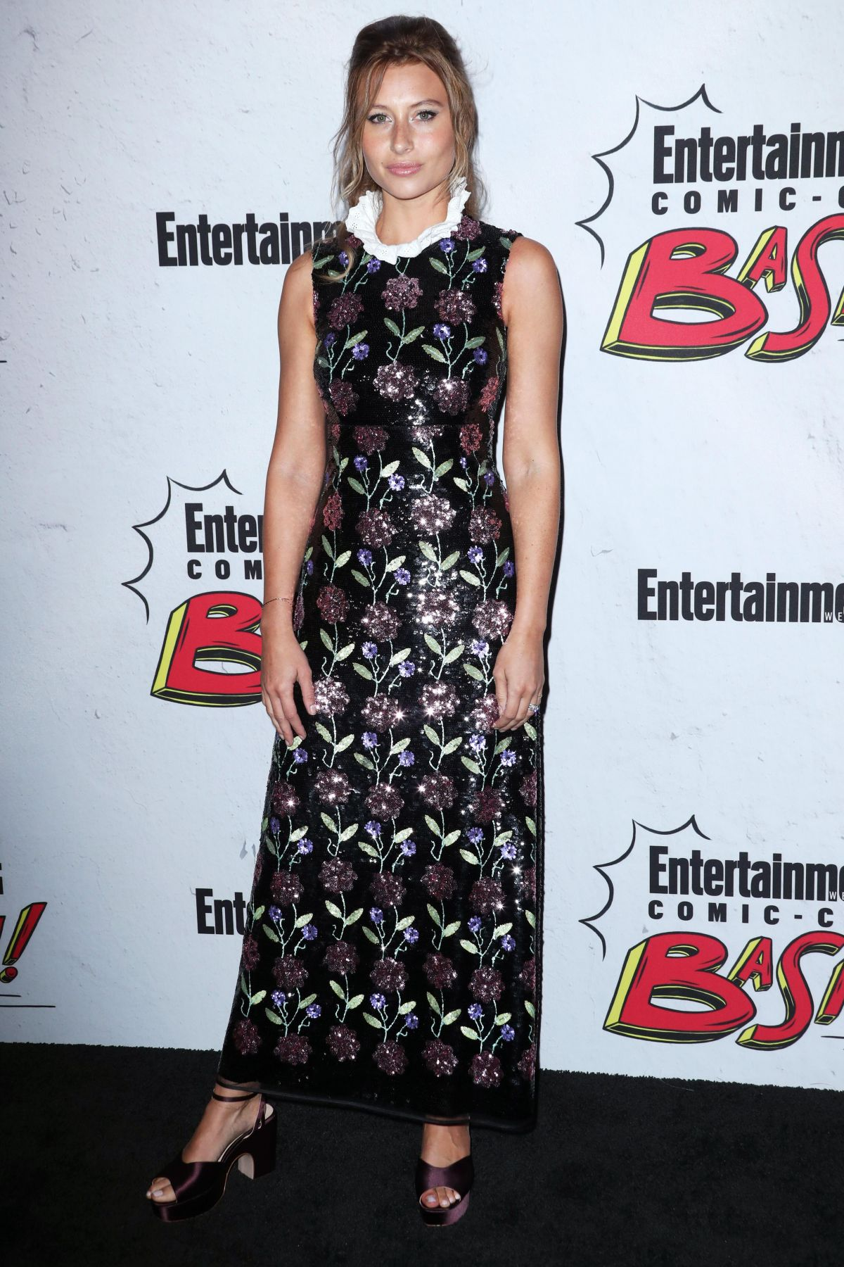ALY MICHALKA at Entertainment Weekly's Comic-con Party in ...