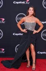 ALY RAISMAN at Espy Awards 2017 in Los Angeles 07/12/2017