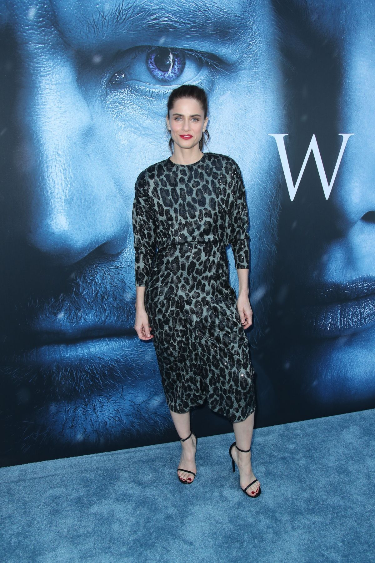AMANDA PEET at Game of Thrones Season 7 Premiere in Los ...
