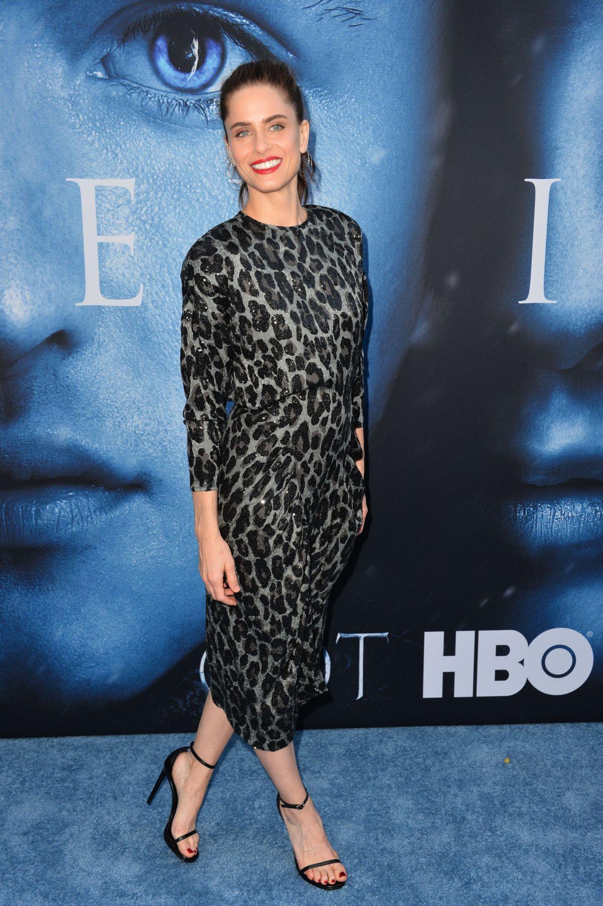 AMANDA PEET at Game of Thrones Season 7 Premiere in Los ...