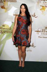 AMANDA RIGHETTI at Hallmark Eventa TCA Summer Tour in Beverly Hills 07/27/2017