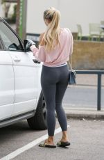 AMBER TURNER in Tights Out in Essex 07/03/2017