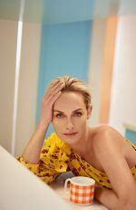 AMBER VALLETTA for Telegraph Magazine, March 2017