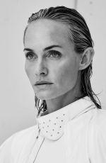 AMBER VALLETTA for Vogue Magazine, Ukraine April 2017