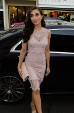 AMY JACKSON at Lipsey London Party in London 07/19/2017
