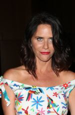 AMY LANDECKER at Transparent Season 4 Screening at 2017 Outfest Los Angeles LGBT Film Festival 07/16/2017