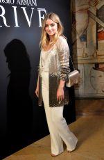 ANA DE ARMAS at Giorgio Armani Prive Haute Couture Show in Paris 07/04/2017