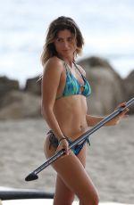 ANASTASIA ASHLEY in Bikini at a Beach in Miami 07/21/2017