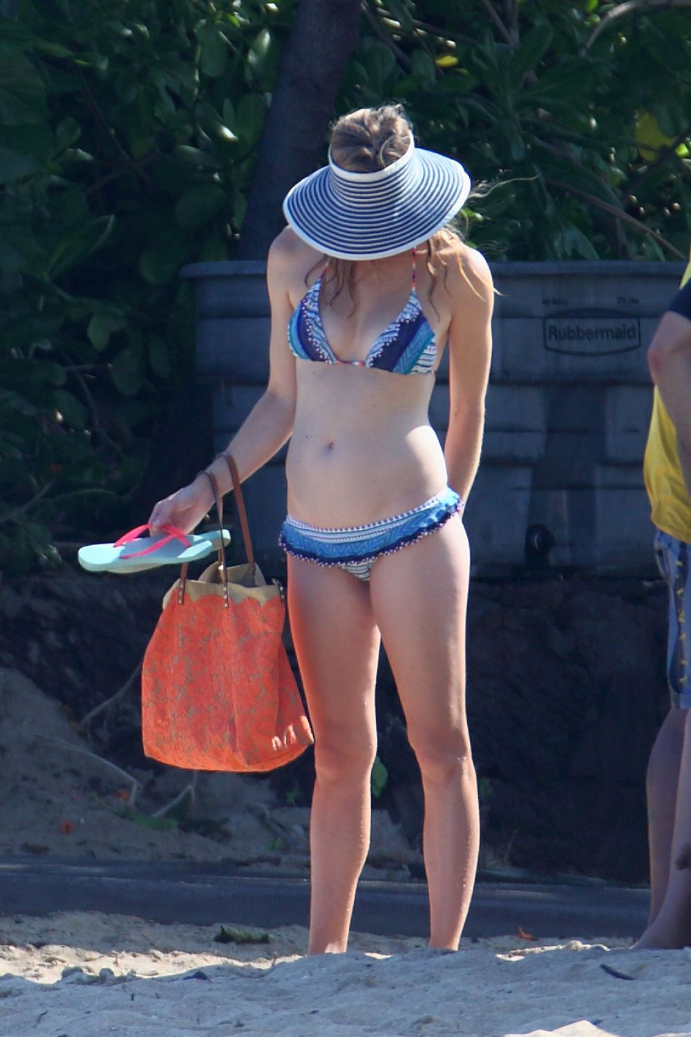 ANNA RAWSON in Bikini at a Beach in Hawaii 07/01/2017