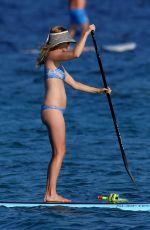 ANNA RAWSON in Bikini at a Beach in Hawaii 07/04/2017