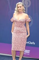 ANNE MARIE at Nordoff Robbins O2 Silver Clef Awards in London 06/30/2017