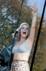ANNE MARIE Performs at British Summer Time Festival in London 07/02/2017