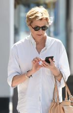 ANNETTE BENNING Out and About in Los Angeles 06/29/2017