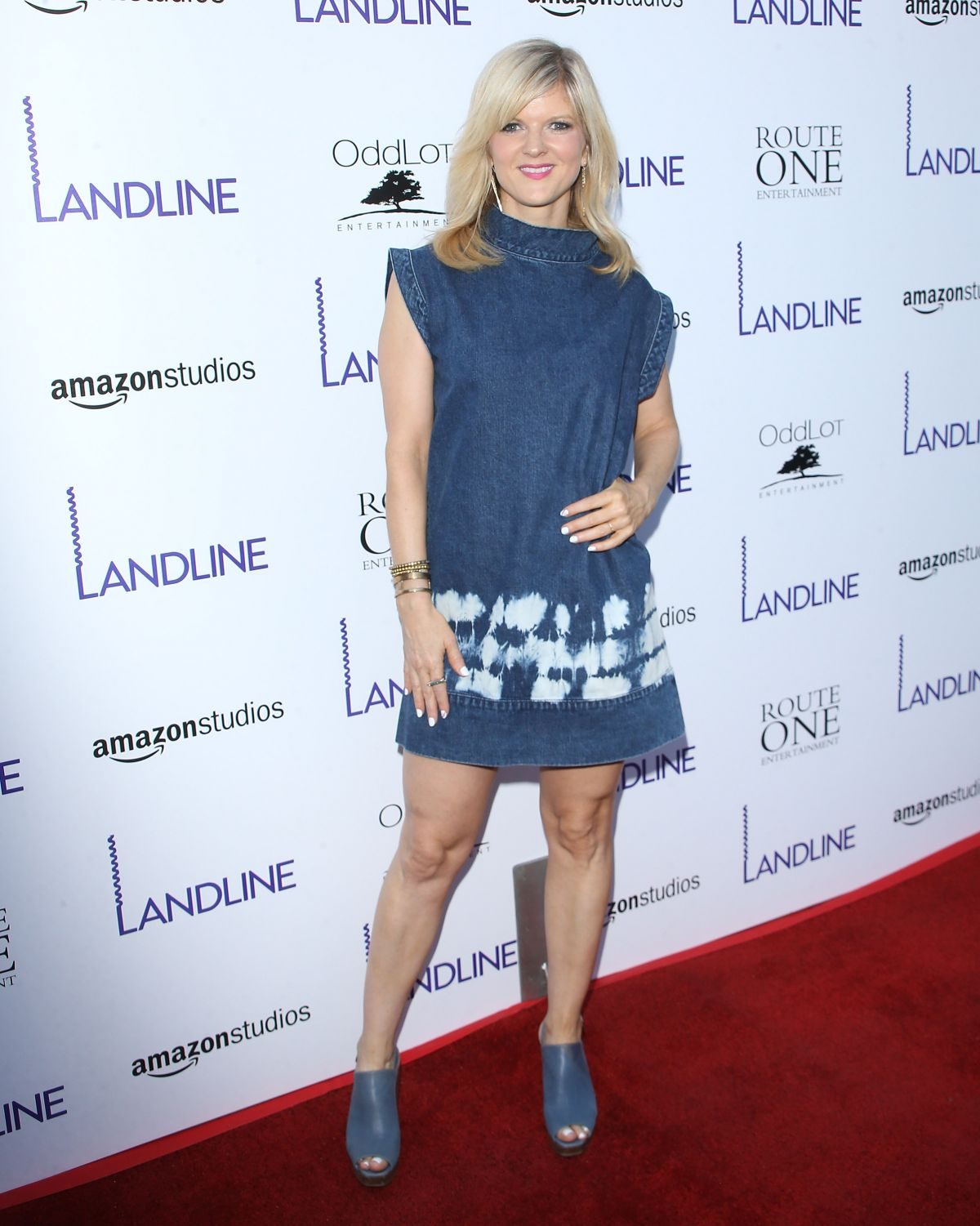 ARDEN MYRIN at Landline Premiere in Hollywood 07/12/2017