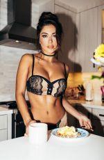 ARIANNY CELESTE - Breakfast Photoshoot 2017