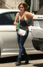 ARIEL WINTER Out and About in Los Angeles 07/20/2017