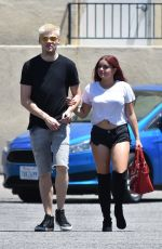 ARIEL WINTER Out and About in Studio City 07/26/2017