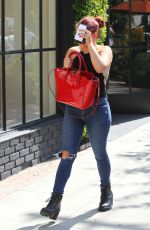 ARIEL WINTER Out in Beverly Hills 07/28/2017