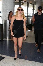 ASHLEY GREENE at Los Angeles International Airport 07/06/2017