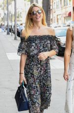 ASHLEY GREENE Out Shopping in Beverly Hills 07/01/2017