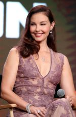 ASHLEY JUDD at Berlin Station Panel at TCA Summer Tour in Los Angeles 07/25/2017