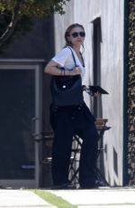 ASHLEY OLSEN Out in Beverly Hills 07/12/2017