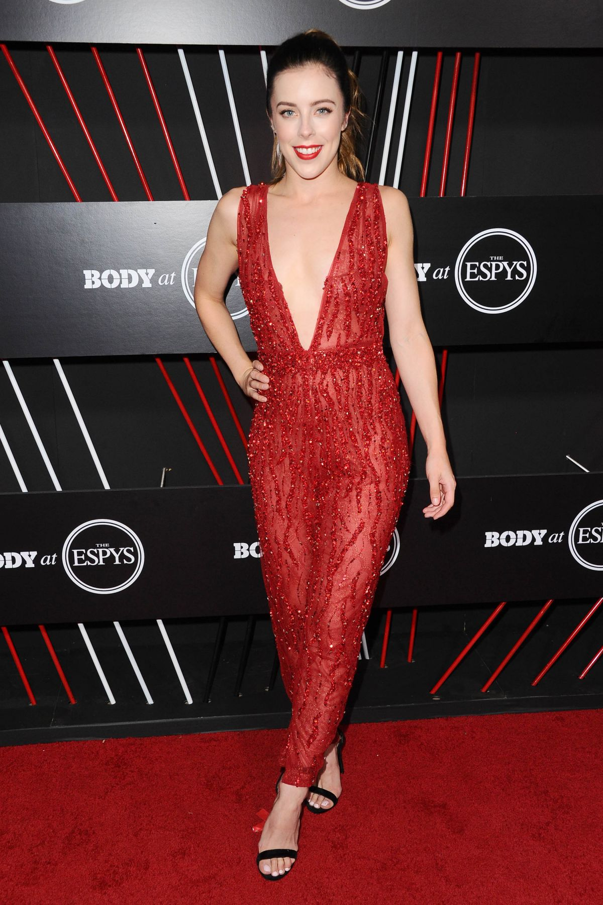 ASHLEY WAGNER at Body at Espys Party in Hollywood 07/11 ...