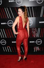 ASHLEY WAGNER at Body at Espys Party in Hollywood 07/11/2017