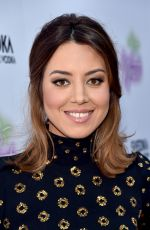 AUBREY PLAZA at Ingrid Goes West Premiere in Hollywood 07/27/2017