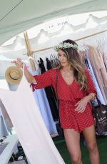 AUDRINA PATRIDGE at Simply Los Angeles Fashion + Beauty Conference Powered by Nylon 07/15/2017