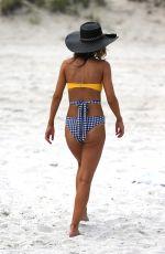 AUDRINA PATRIDGE in Bikini at a Beach in Miami 07/23/2017