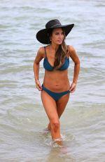 AUDRINA PATRIDGE in Bikini on the Beach in Miami 07/23/2017