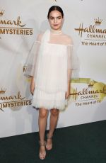 BAILEE MADISON at Hallmark Event at TCA Summer Tour in Los Angeles 07/27/2017