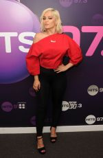 BEBE REXHA at 97.3 Radio Show in Fort Lauderdale 07/10/2017